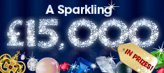 William Hill Bingo's £15k jackpot night