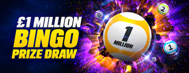 £1 Million Bingo Giveaway
