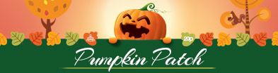 Pumpkin Patch games at 32Red Bingo