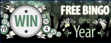 Win Free Bingo for a Year with Betfred