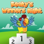 Beaky's Winners Night