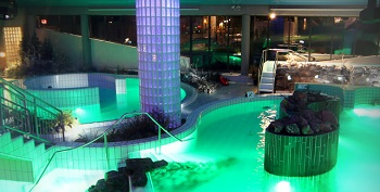 Hotel Levitenturi Spa, part of the prize with Bet365