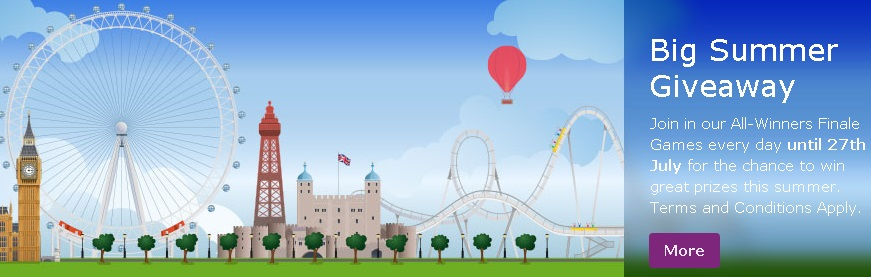 Thorpe Park Tickets and more at Bet365 Bingo