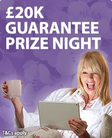Betfred First Friday £20k Night