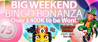 Betfred's Big Weekend Bingo Bonanza