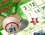 FREE Bingo Mopndays at Betfred Bingo