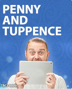 Penny And Tuppence Games at Betfred
