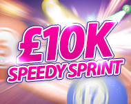 £10k Speedy Sprint at Betfred