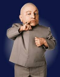 Verne Troyer as Mini Me