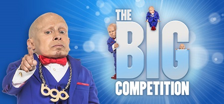 The BIG Competition at bgo Bingo