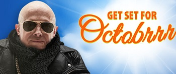 October at bgo Bingo