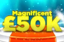 Magnificent £50k at Bingostreet