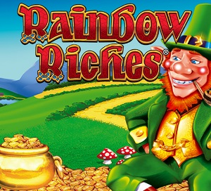 Rainbow Riches Leprechaun Slot