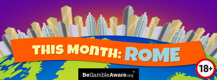 City of the Month at City Bingo