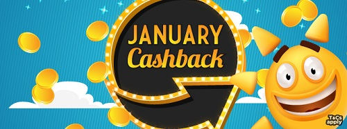 Cashback January at Costa Bingo