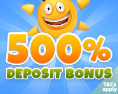 500% First Deposit Bonus at Costa Bingo