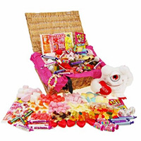Huge Sweets prize this Halloween at Costa Bingo