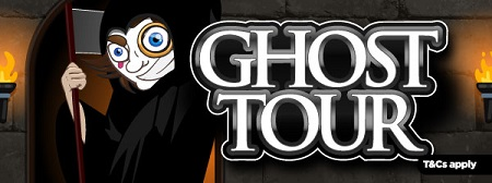 Win 2 Ghost Tours and a weekend in Edinburgh
