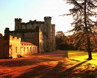 Win a stay at Melville Castle with Fancy Bingo