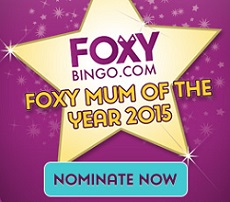 Foxy Mum of the Year 2015