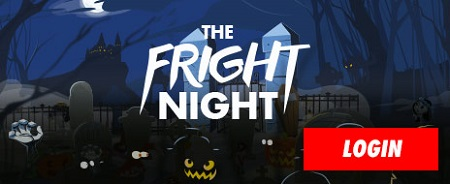 Fright Night at JackpotJoy