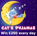 Win £250 Every Day at Kitty Bingo