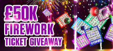 £50k Bingo Ticket Giveaway
