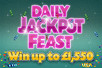 Lucky Pants Daily Jackpot Feast