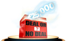Deal Or No Deal £25000