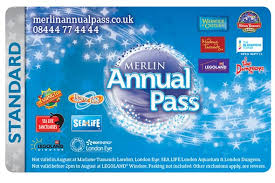 Annual Merlin Family Pass
