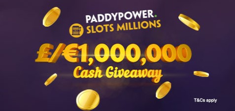 Paddy Bingo Slots Star Points Giveaway