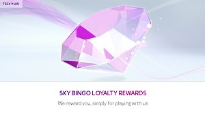 Sky Bingo Loyalty Rewards