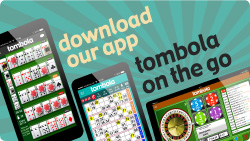 Tombola Mobile App to play bingo