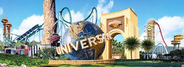 Unlimited entrance to Universal Studios