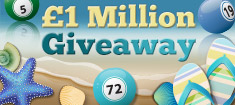 William Hill £1 Million Summer Giveaway