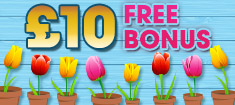 £10 No Deposit Bonus at William Hill