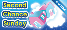 More chances to win at William Hill with Second Chance Sunday