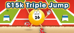 £15k Triple Jump at William Hill