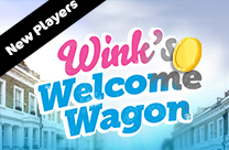 Wink's Welcome Wagon