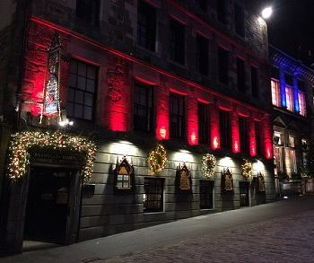 The Witchery Edinburgh