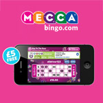 Play Mecca Bingo on the iPhone