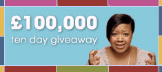 William Hills £100,000 bingo giveaway!