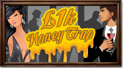 Play the £1,000 Honey Trap Game with Posh Bingo