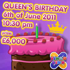 Celebrate the Queens Birthday in style