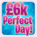 Wink Bingo's £6,000 perfect day.