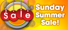 Rush for the Summer Sunday Sale at William Hill Bingo