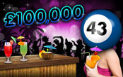 Win £100,000 in the Summer Party Night