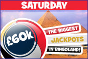 Win £27,500 with Gala Bingo on Sat 27th August