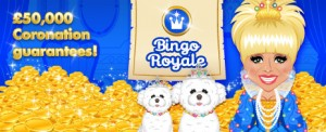 Win £50,000 with Bingo Royale