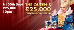 Win £25,000 with Jackpot Joy